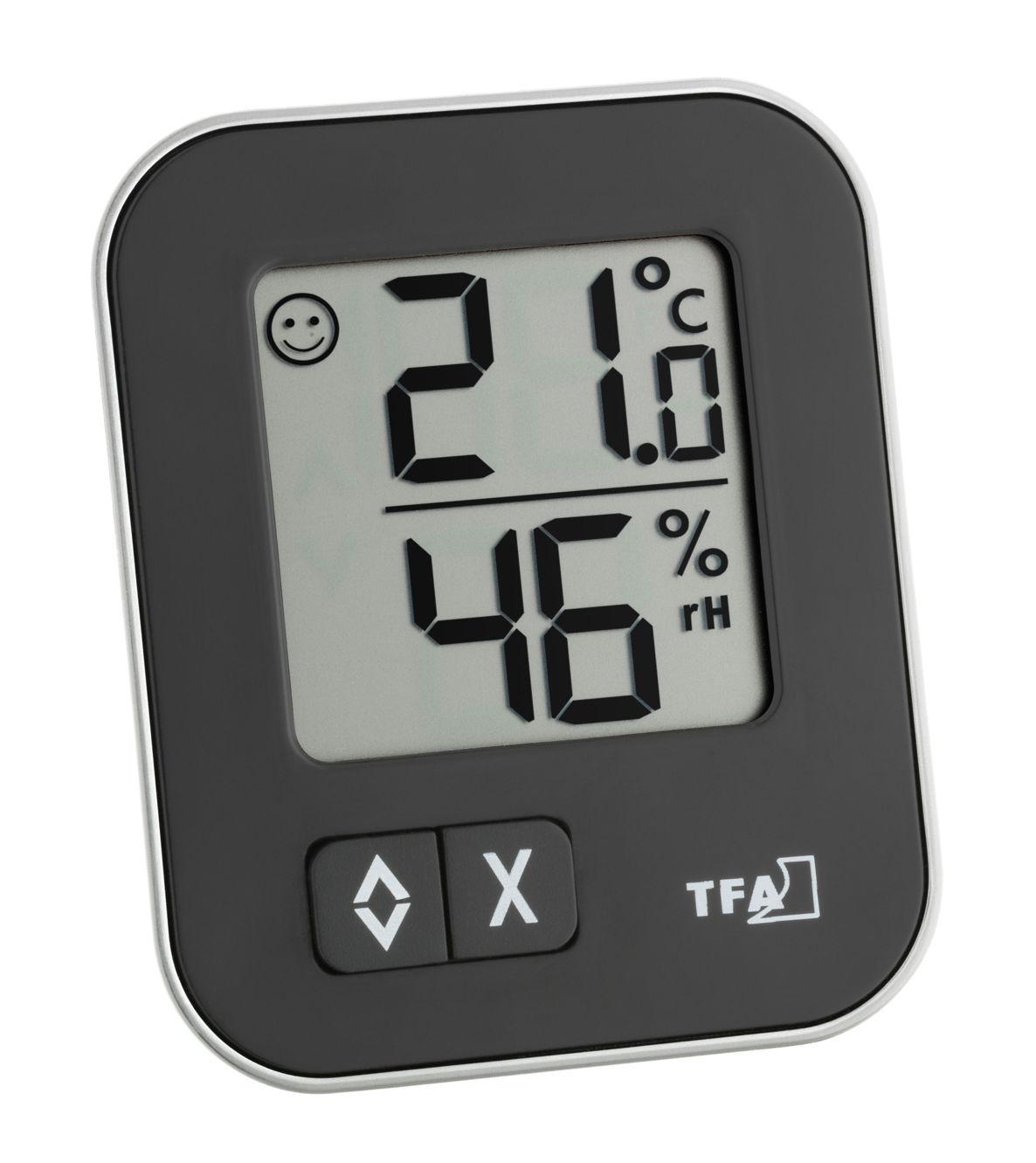 Digitales Thermo-Hygrometer - MOXX