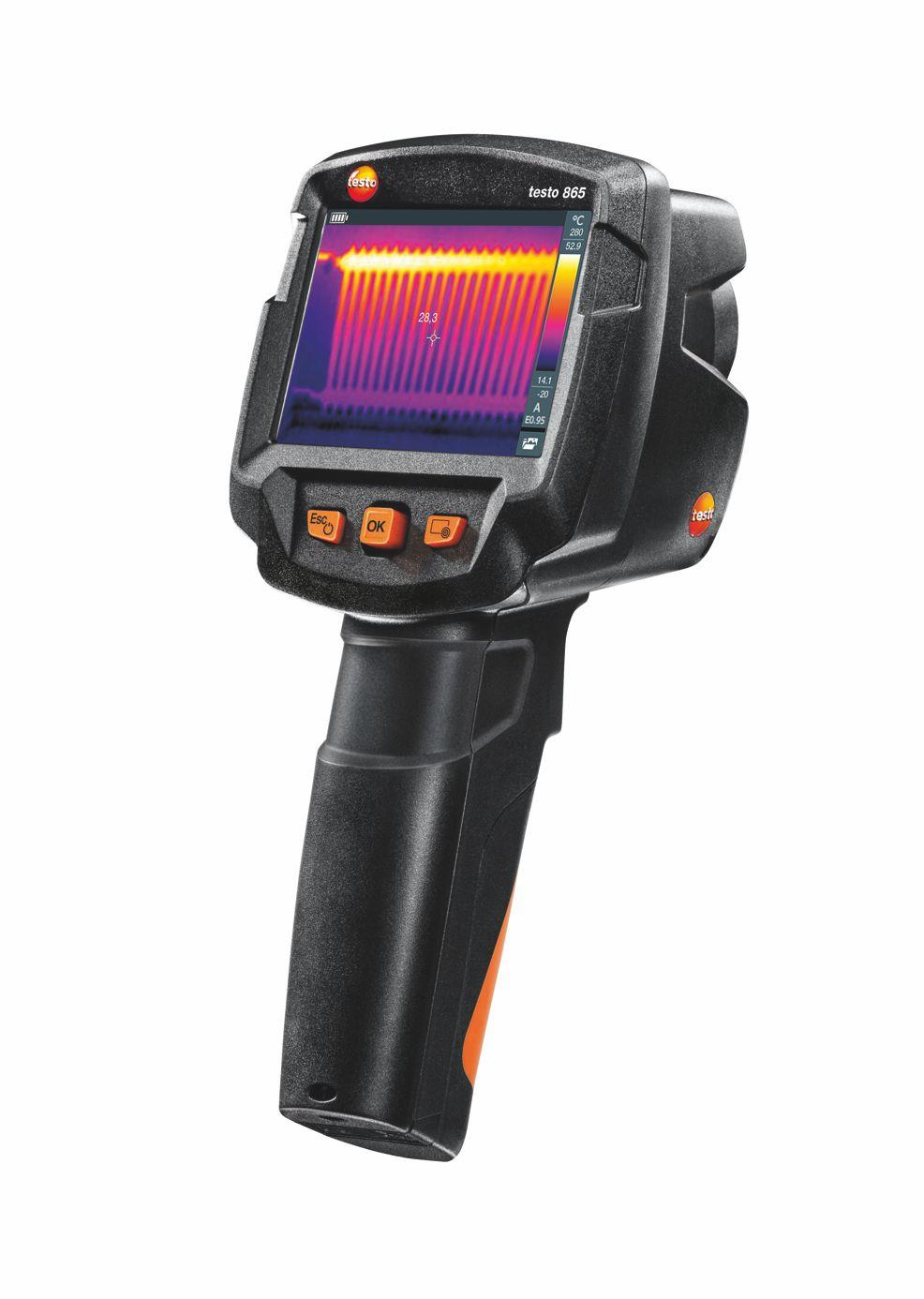 Wärmebildkamera testo 865