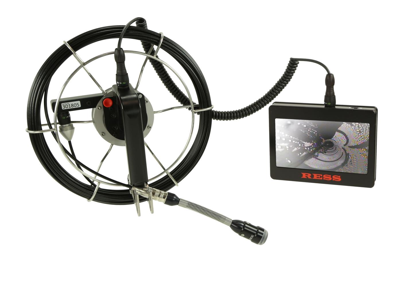 FM7-Set für Abgasleitungen - bestehend aus: