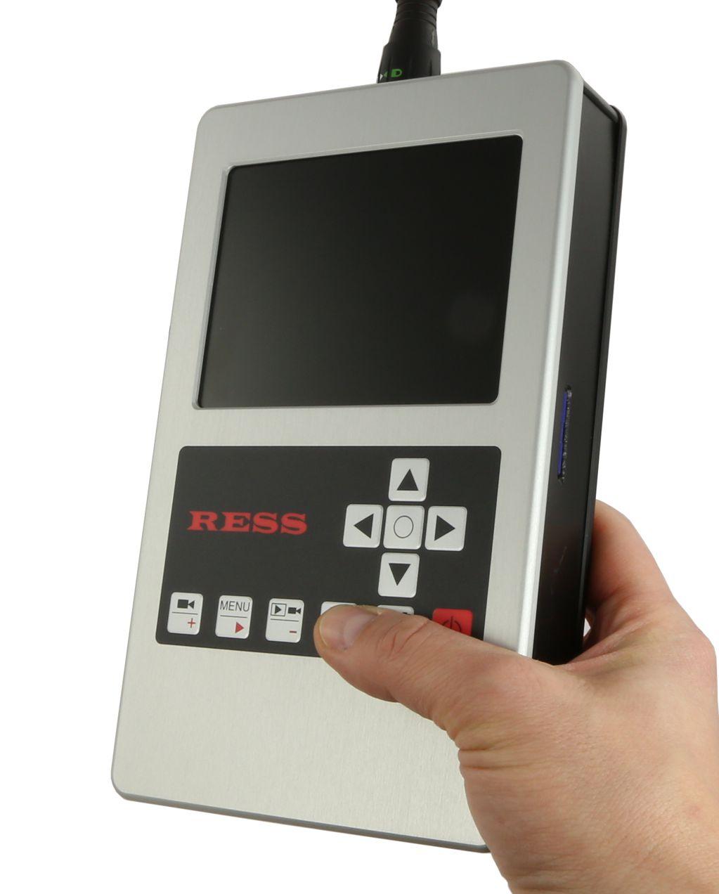 Farb-Monitor FM5 Pro mit Ladegerät