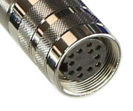 Mini-Kamerahaspel Pro, 20 m lang, Ø 5 mm 12-polig
