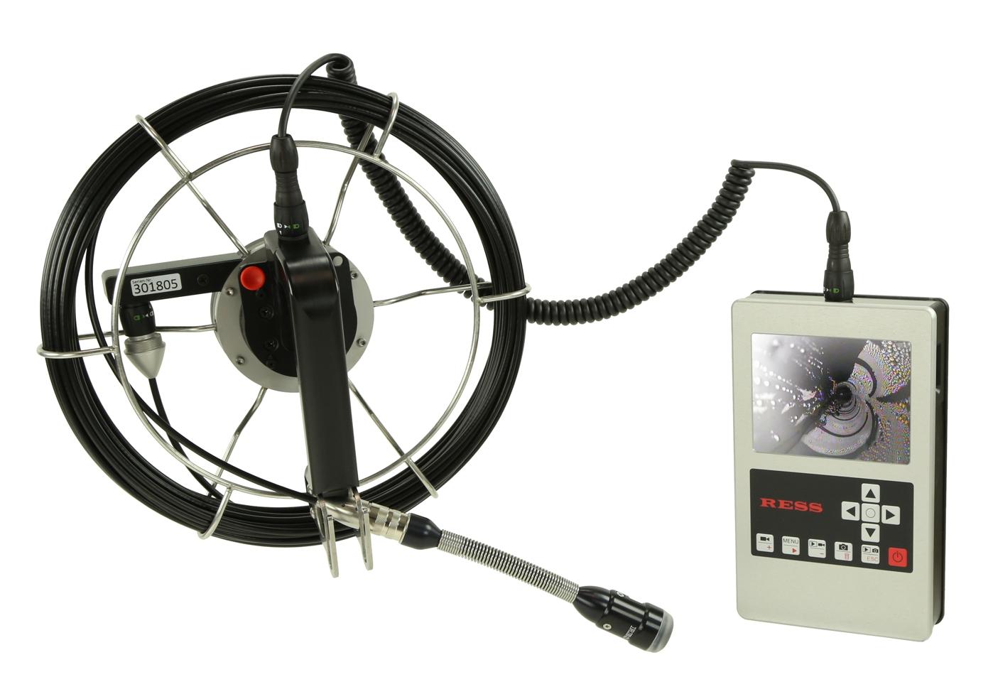 FM5 Pro Set für Abgasleitungen